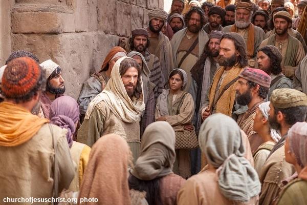 Melihat dan Mendengar Yesus